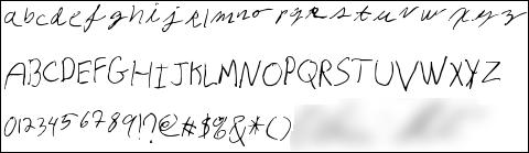 alphabet-myfont